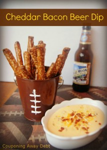 bacon beer cheese dip