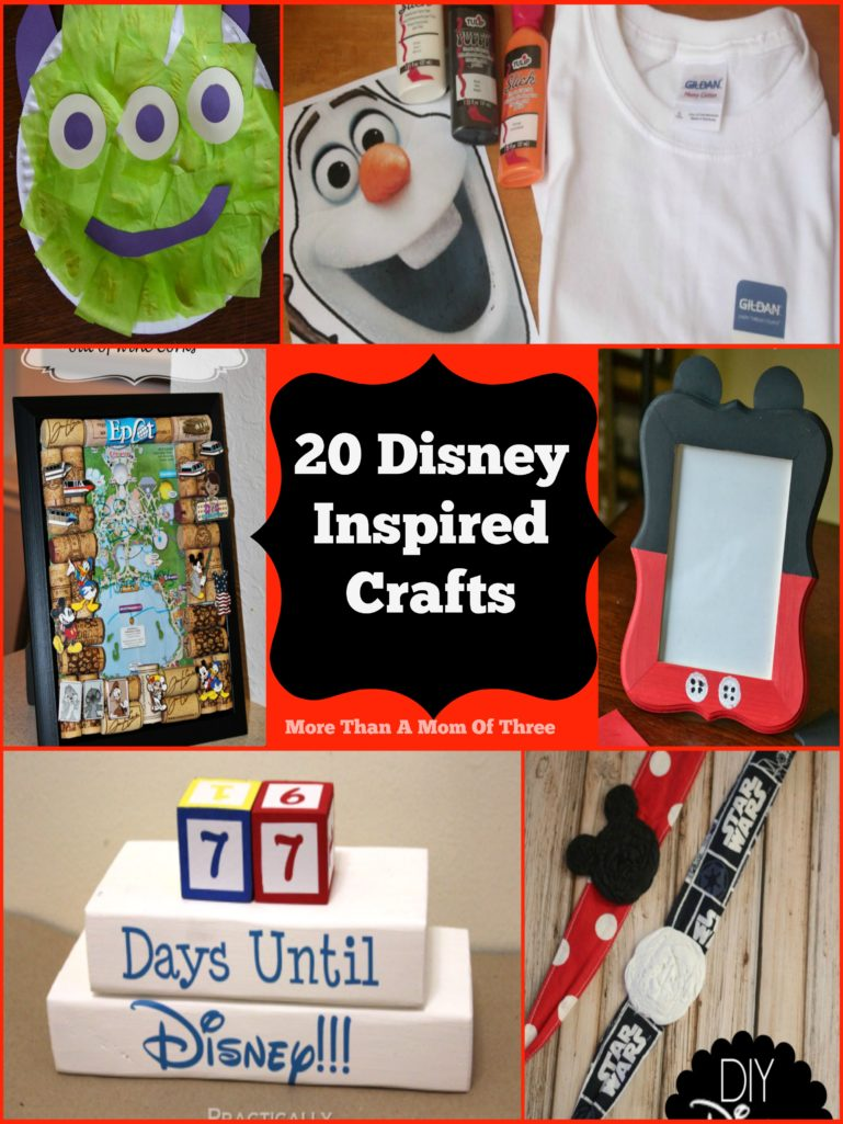crafts disney family - HD 769×1025