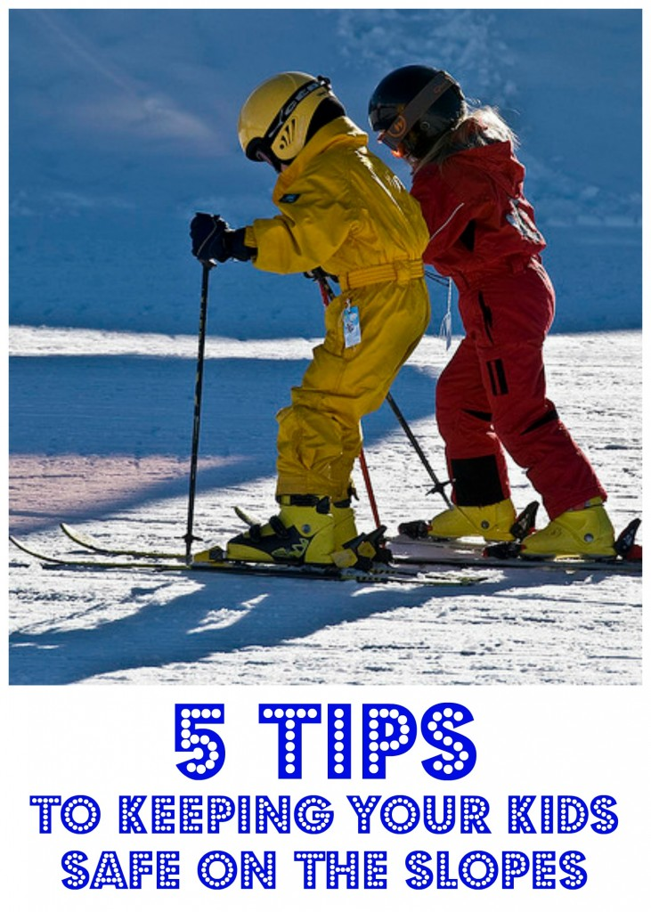 Keeping Your Kids Safe on the Slopes