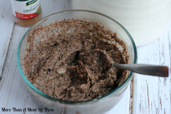 DIY Cinnamon Coffee Body Scrub