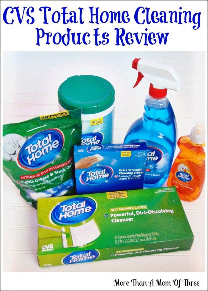 cvs total home cleaning products review   giveaway