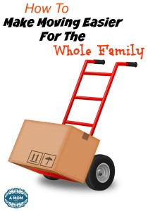 how to make moving eaiser for the whole family