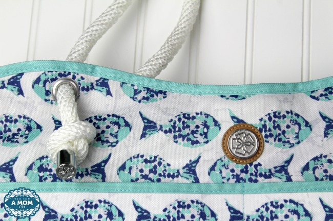 Fivesse Beach Bag Tote