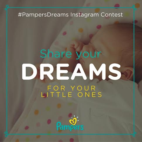 Pampers Instagram