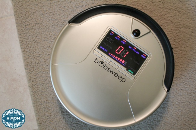 bObsweep PetHair Robotic Vacuum Cleaner & Mop Review