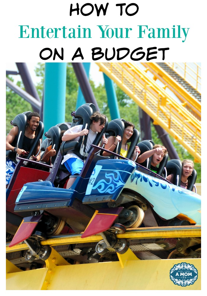 How To Entertain Your Family On A Budget