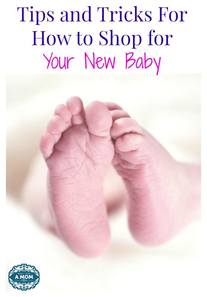 Tips and Tricks For How to Shop for Your New Baby