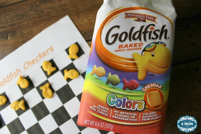 goldfish checkers