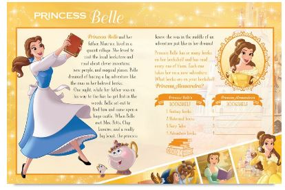 Put me in the story belle edition