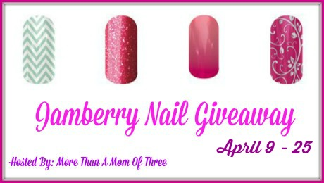 jamberry giveaway button