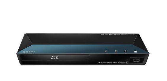 Sony Blu-ray player