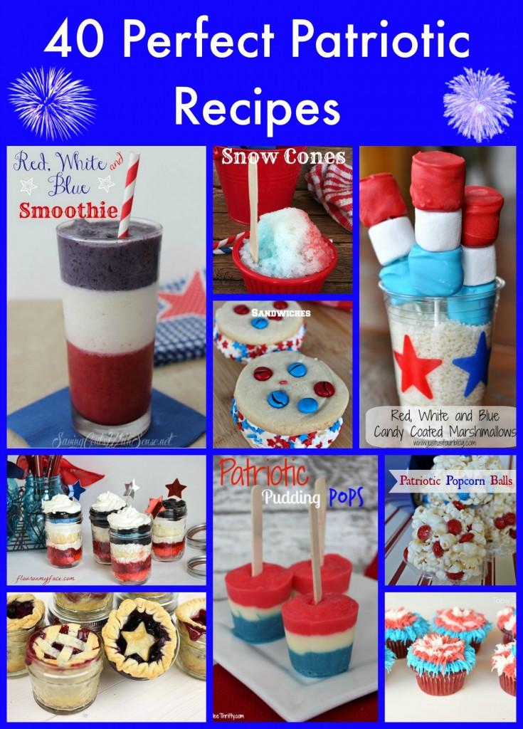 patriotic recipes