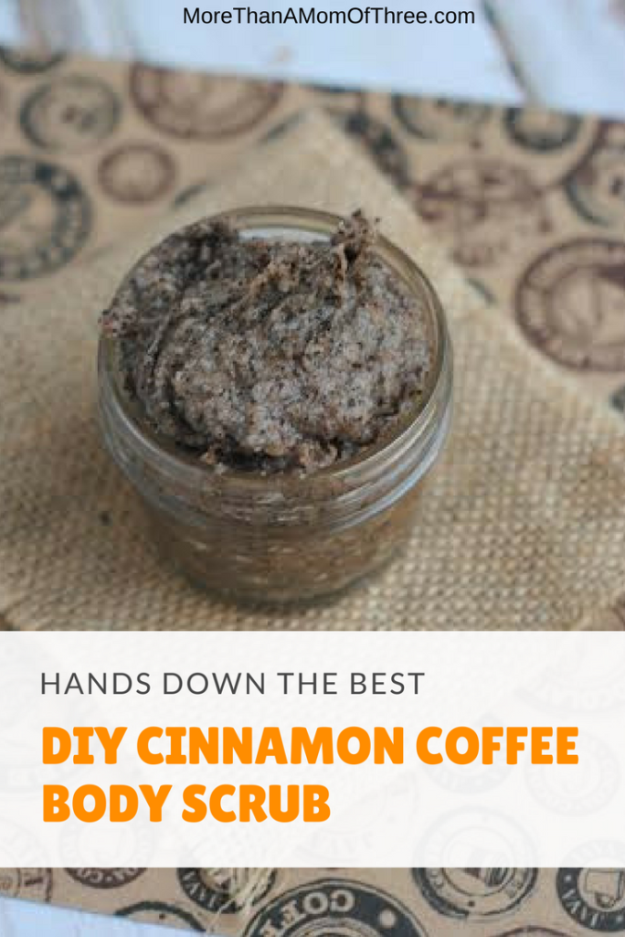 DIY body scrubs are not only so easy to make but just as good if not better than a pricey scrub at any beauty supply! My DIY Cinnamon Coffee Body Scrub smells delicious and they make the cutest gifts.