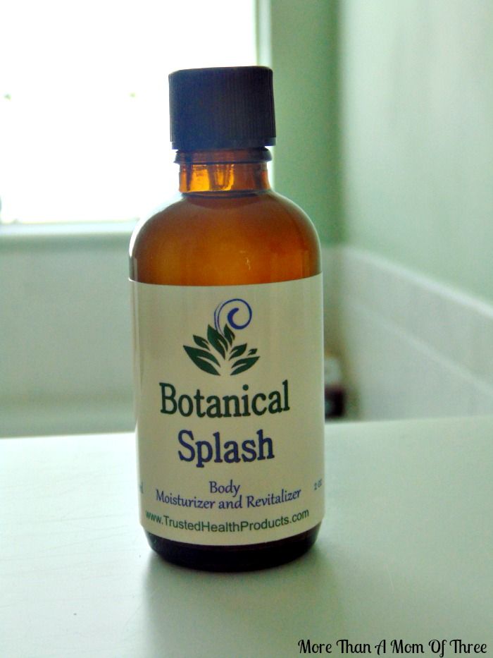 botanical splash oil