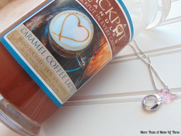 jackpot candle necklace review