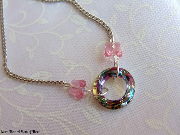jackpot candle necklace