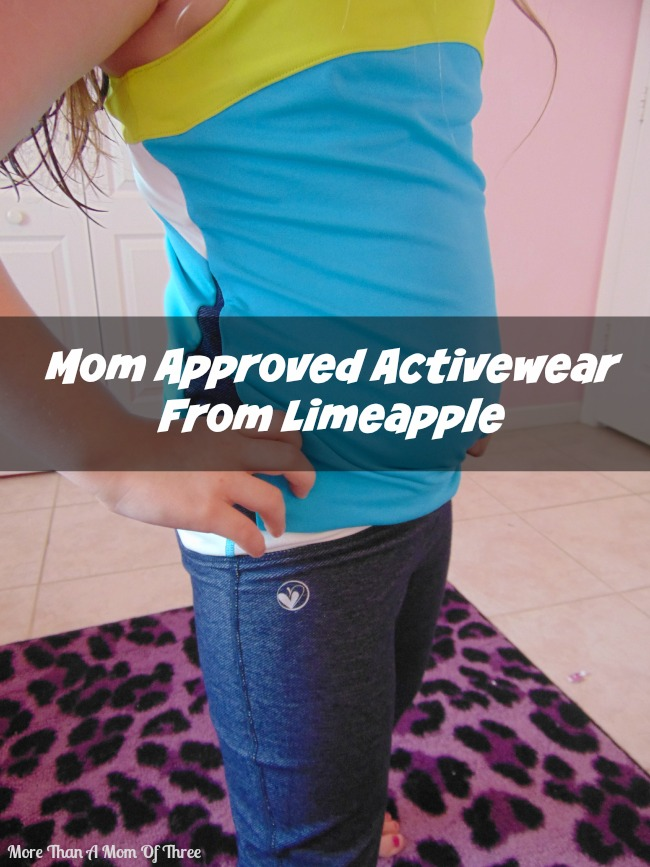 Mom Approved Activewear From Limeapple