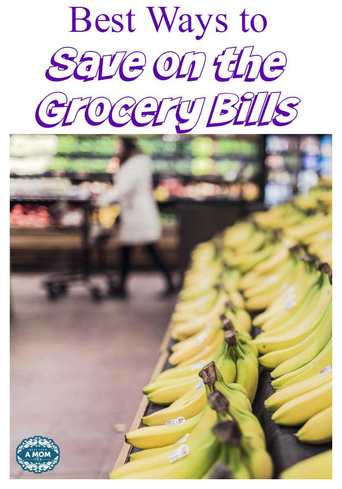 Best Ways to Save on the Grocery Bills