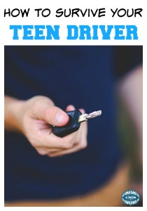 How to Survive Your Teen Driver