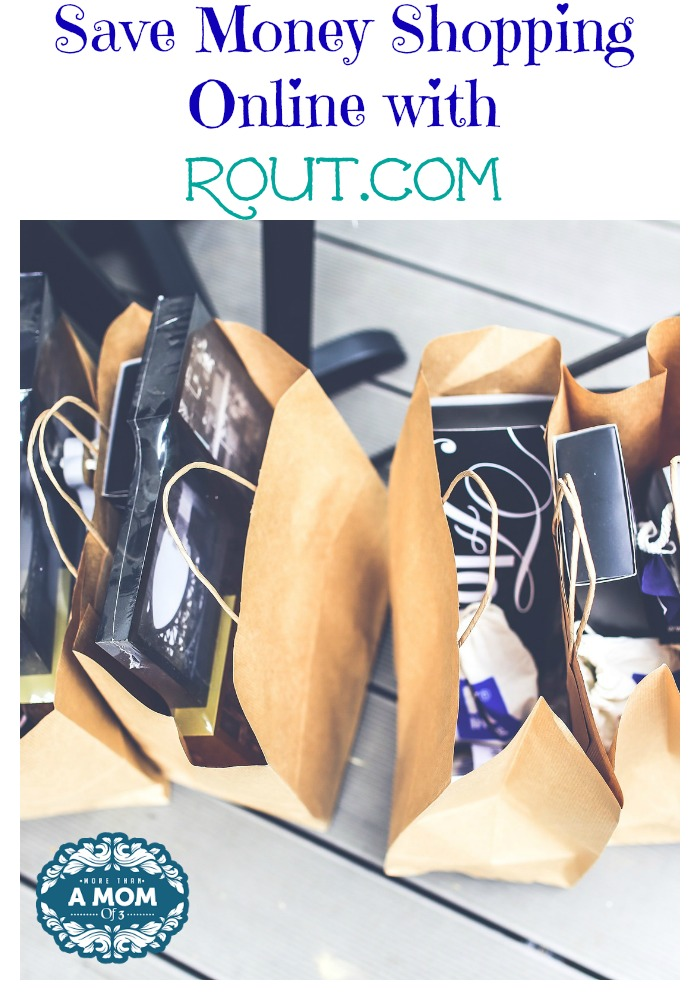 save money with rout