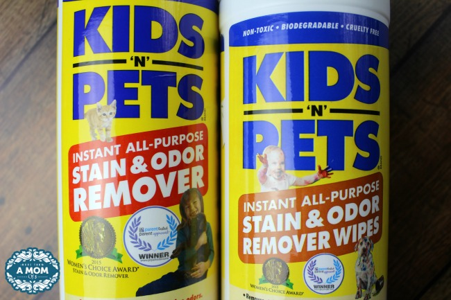 KIDS N PETS Instant All Purpose Stain & Odor Remover
