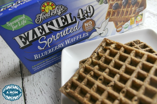 Food For Life Ezekiel 4:9 Waffles