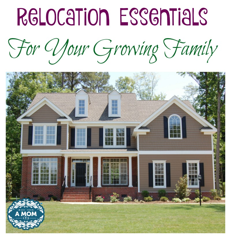 Relocation Essentials For Your Growing Family