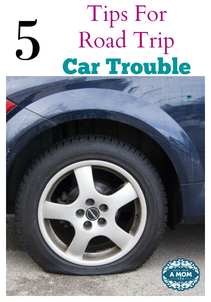 5 Tips For Road Trip Car Trouble