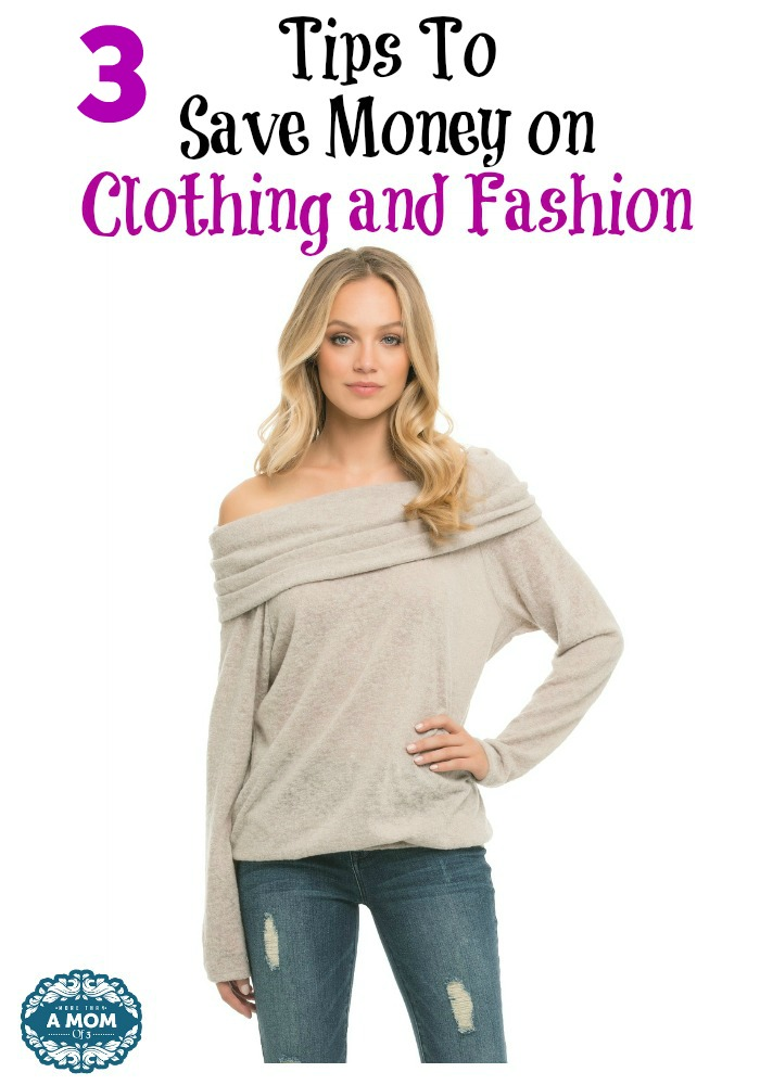 Save Money on Clothing and Fashion