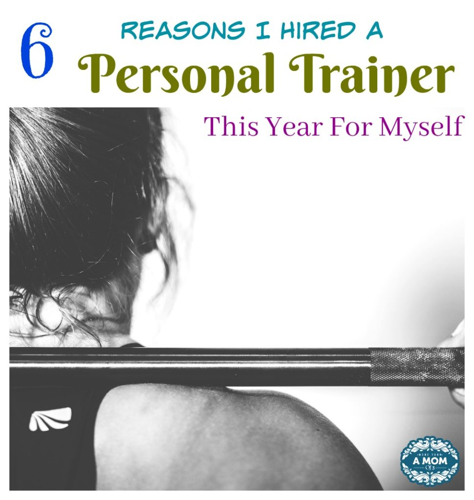 6 Reasons I Hired A Personal Trainer This Year For Myself