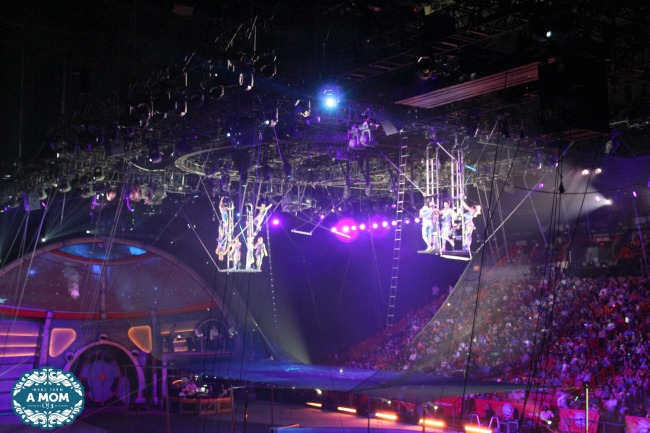 Ringling Bros. Barnum & Bailey out of this world