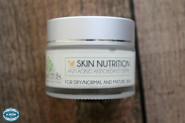 New Skincare Routine Featuring Gaia Secrets Skin Nutrition