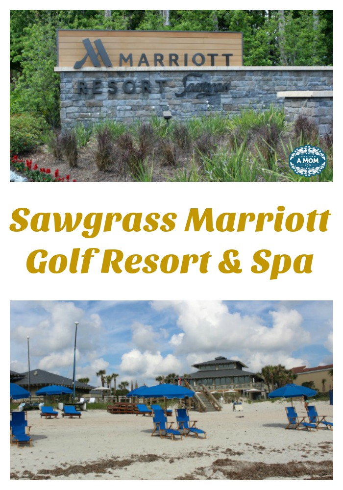 Why The Sawgrass Marriott Golf Resort & Spa Should Be Your Next Family Vacation Destination
