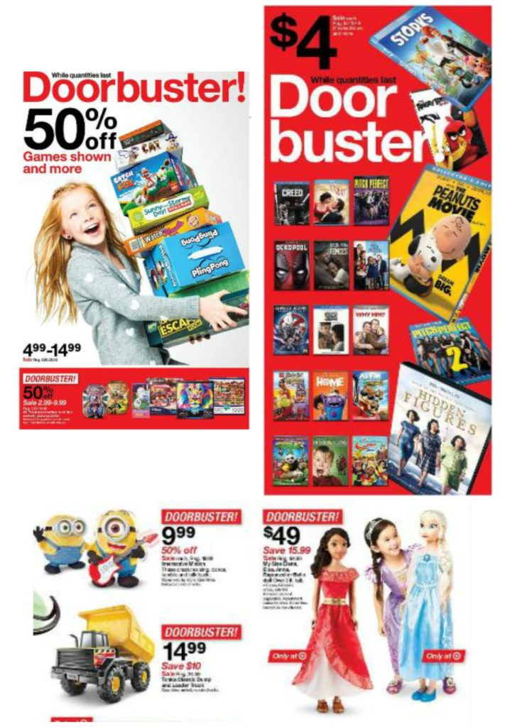 Target black friday deals 2017