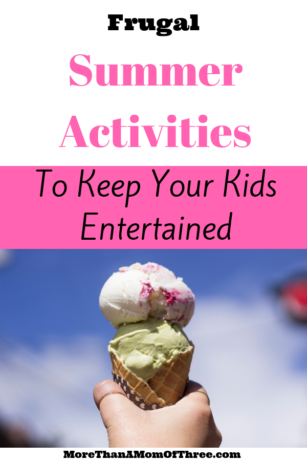 Summer can be expensive. Here are 40 fun free and frugal summer activities that will keep your kids entertained all summer long without breaking the bank.